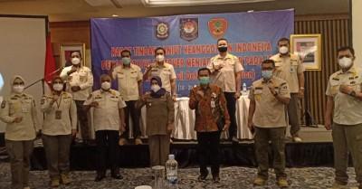 Rapat Tindak Lanjut Keanggotaan Indonesia dengan Status Observer menjadi Member ICDO